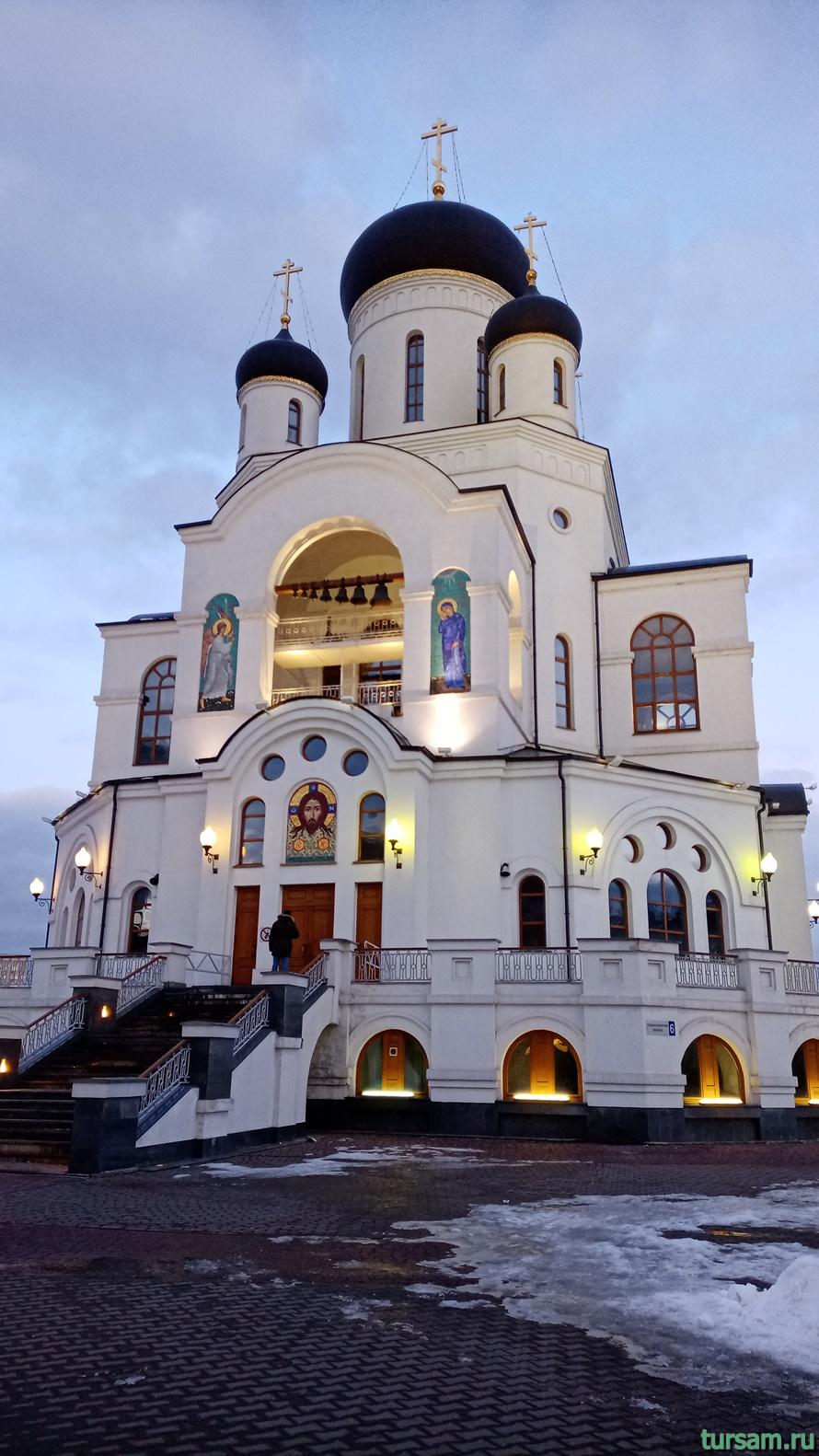 Храм Рождества Христова в Мытищах-3