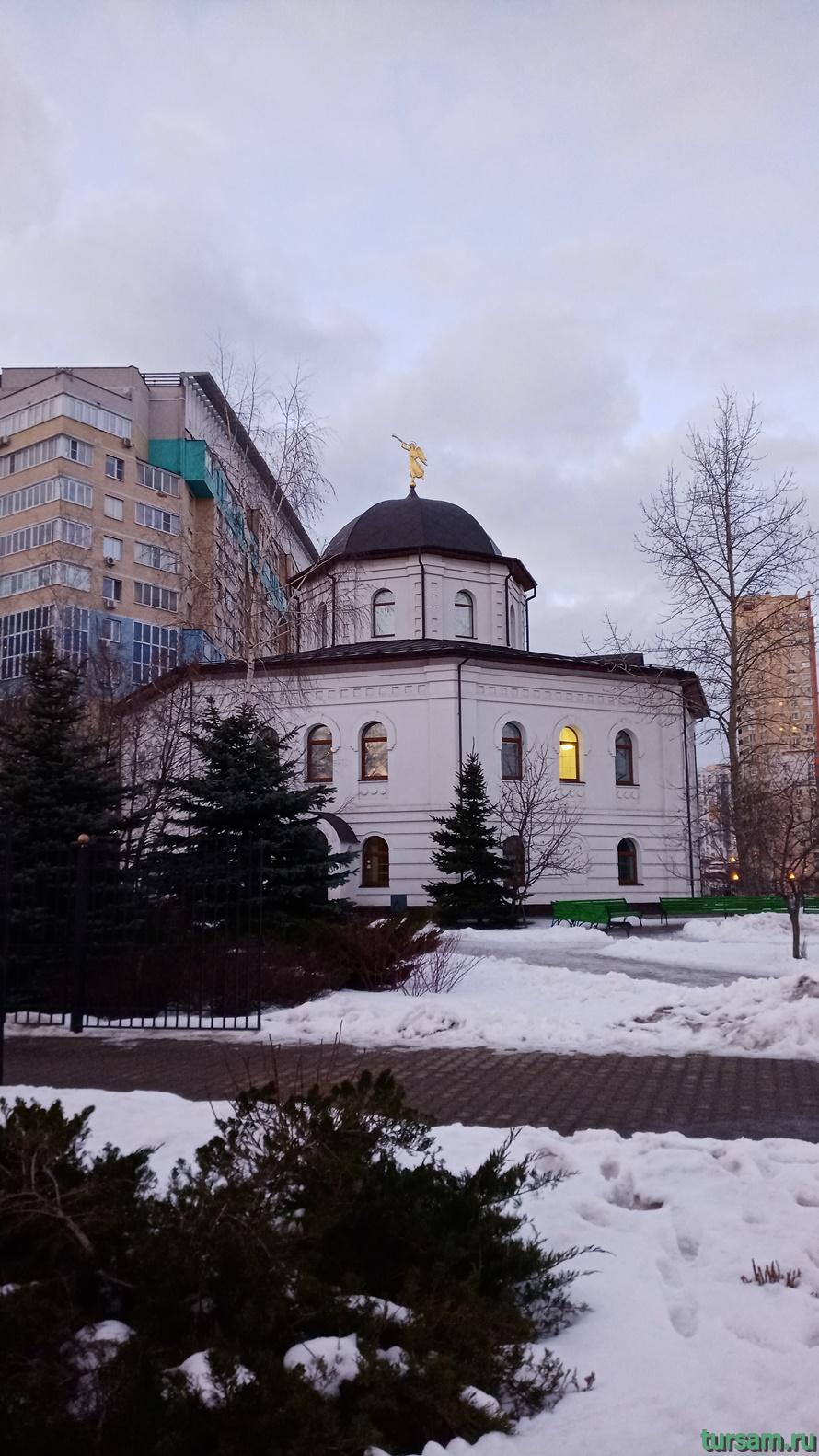 Храм Рождества Христова в Мытищах-4