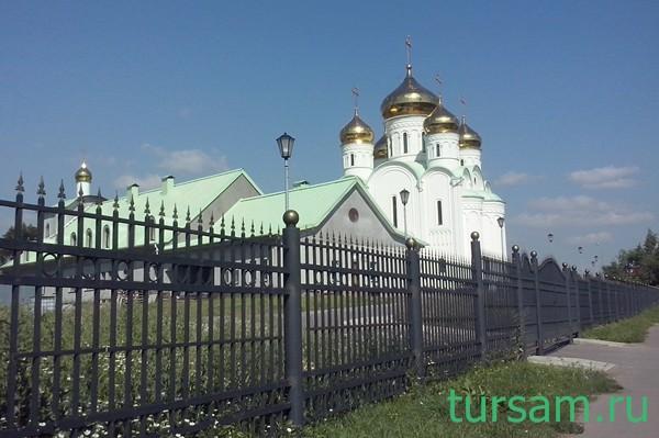 Храм в честь Святителя Стефана Пермского
