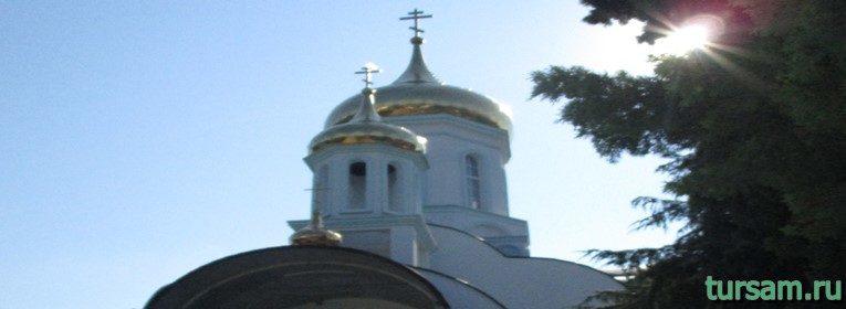 Храм Святой Равноапостольной Нины в Головинке
