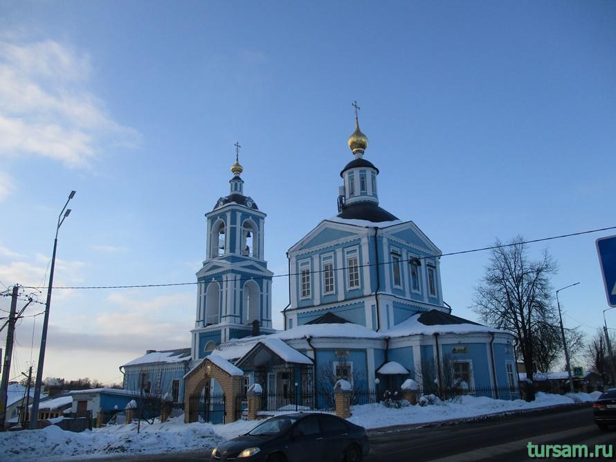 Храм Святых Апостолов Петра и Павла-1