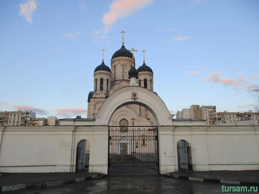 Храм «Утоли моя печали» в Марьино-1