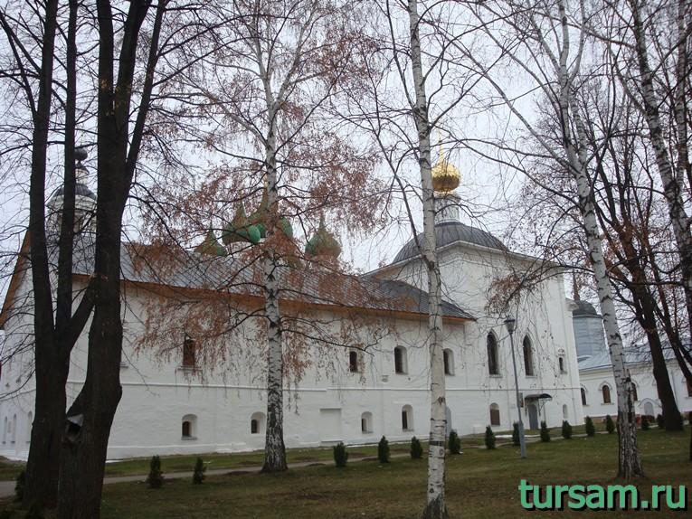 Храм в честь святой великомученицы Варвары