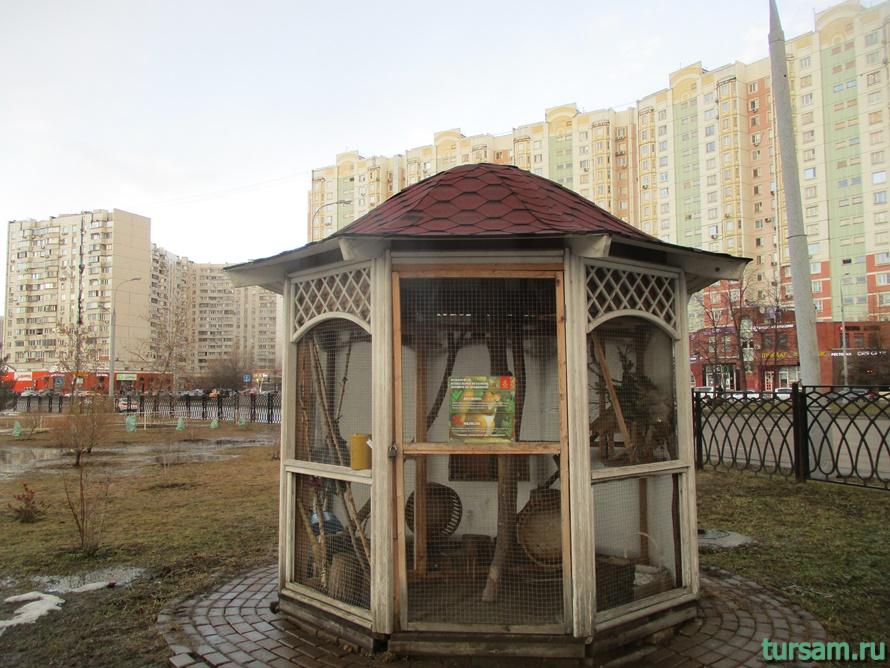 Храм в парке Артема Боровика-3