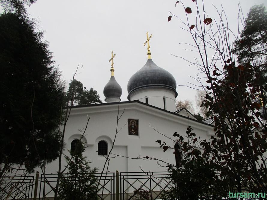 Храм Владимира в Королеве-1