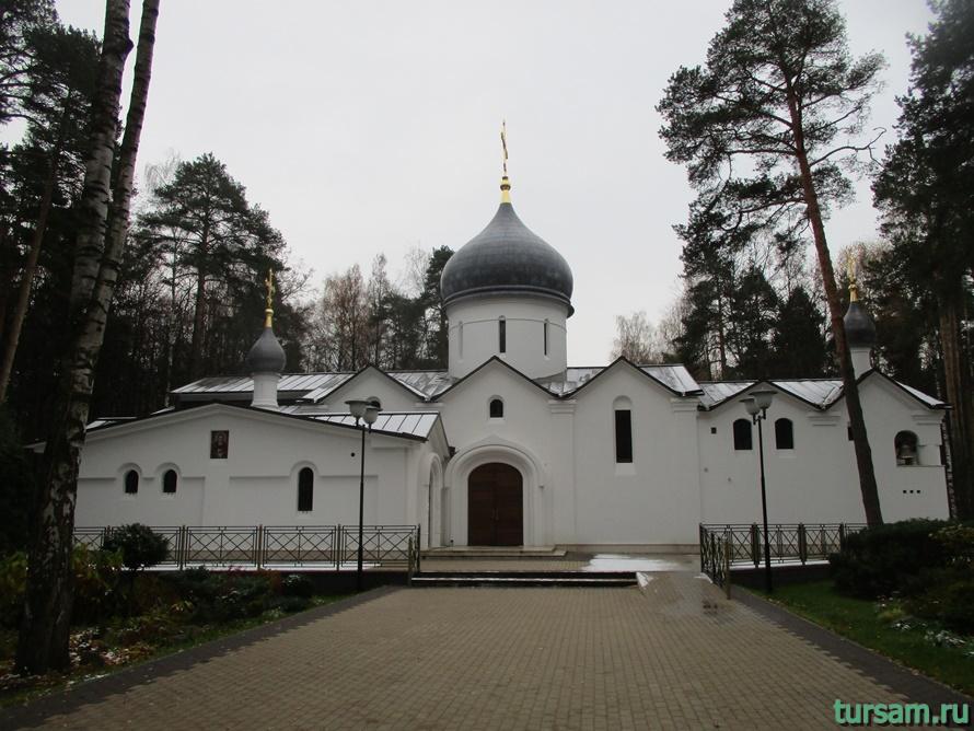 Храм Владимира в Королеве-2