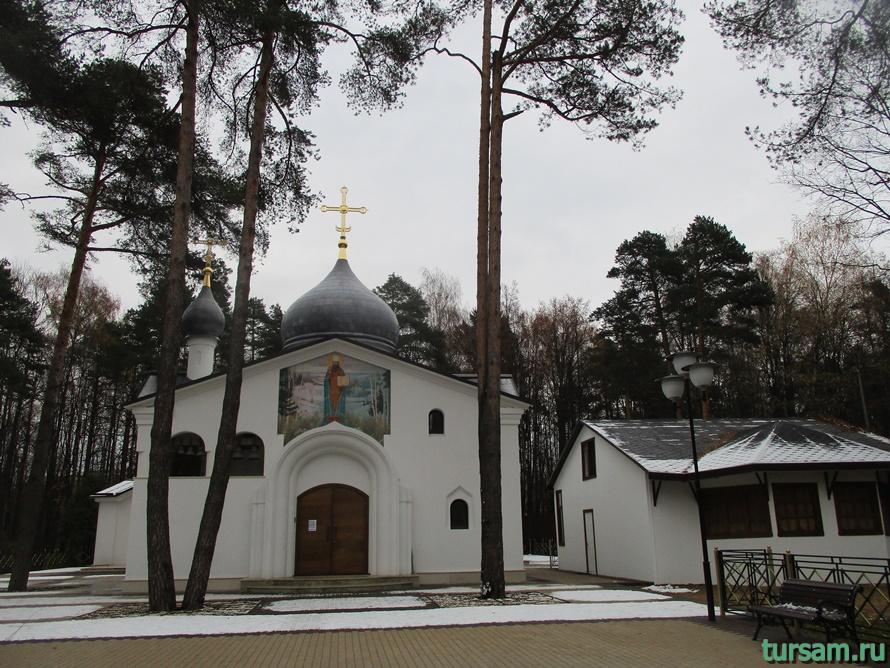 Храм Владимира в Королеве-5