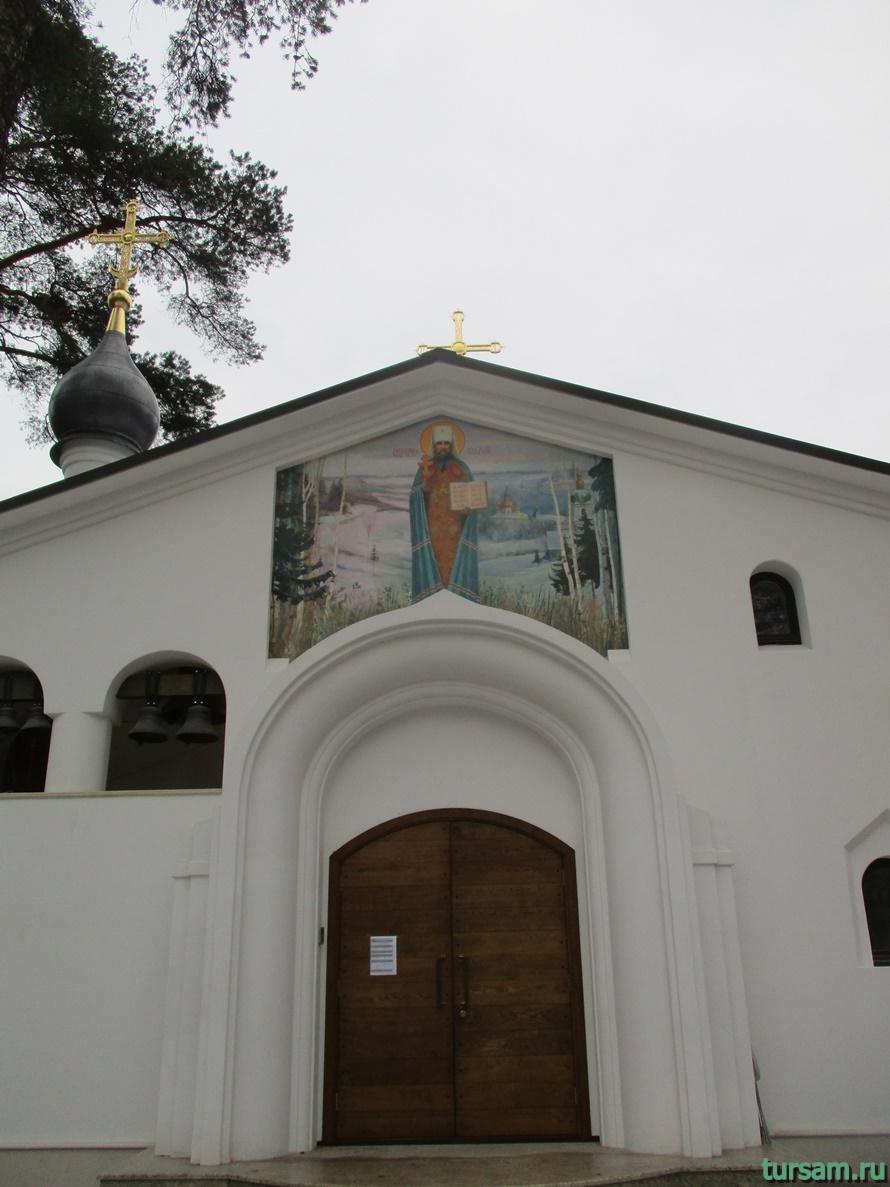 Храм Владимира в Королеве-6