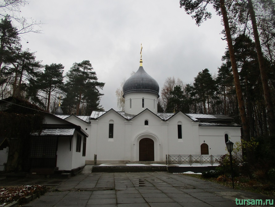 Храм Владимира в Королеве