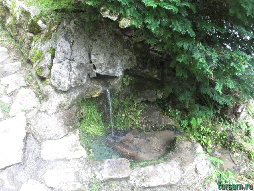 Историческое ущелье на реке Псырдсха-13