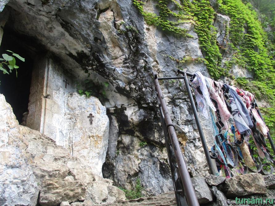 Историческое ущелье на реке Псырдсха-19