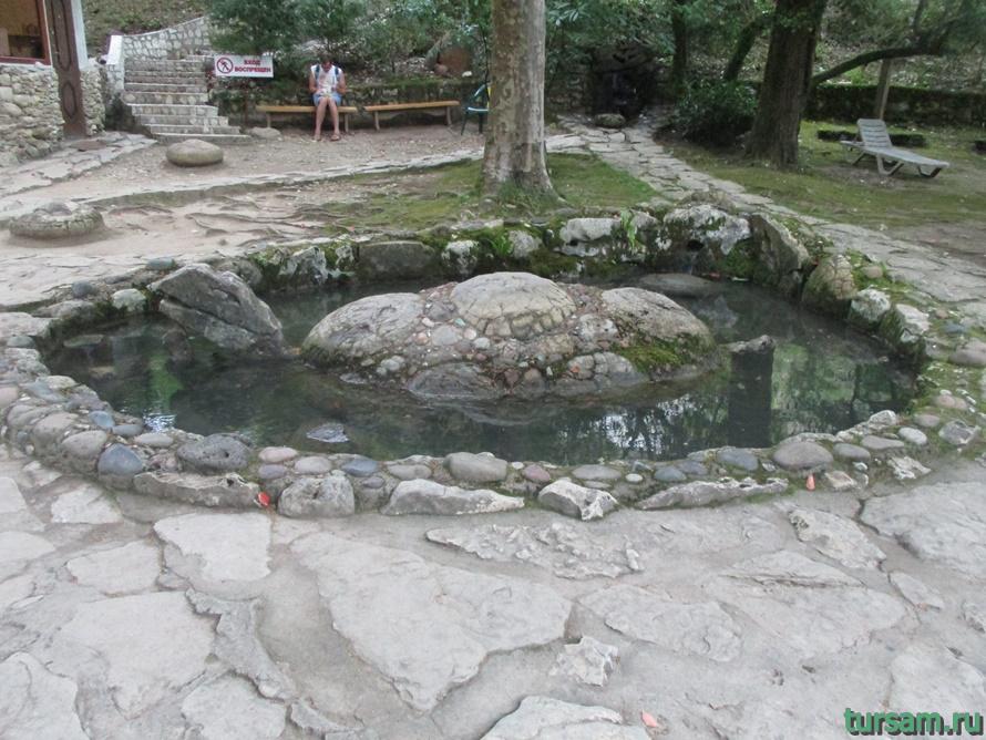 Историческое ущелье на реке Псырдсха-2