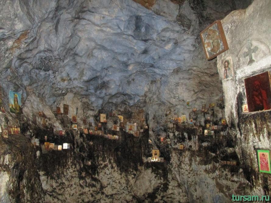 Историческое ущелье на реке Псырдсха-24