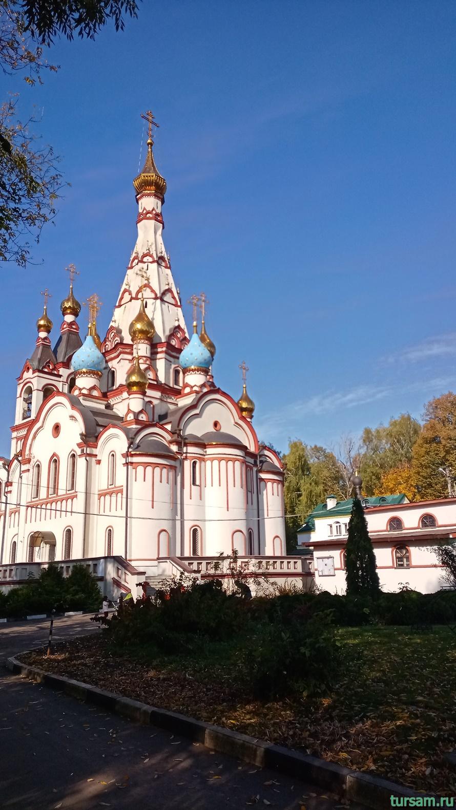 Казанская церковь в Долгопрудном-3