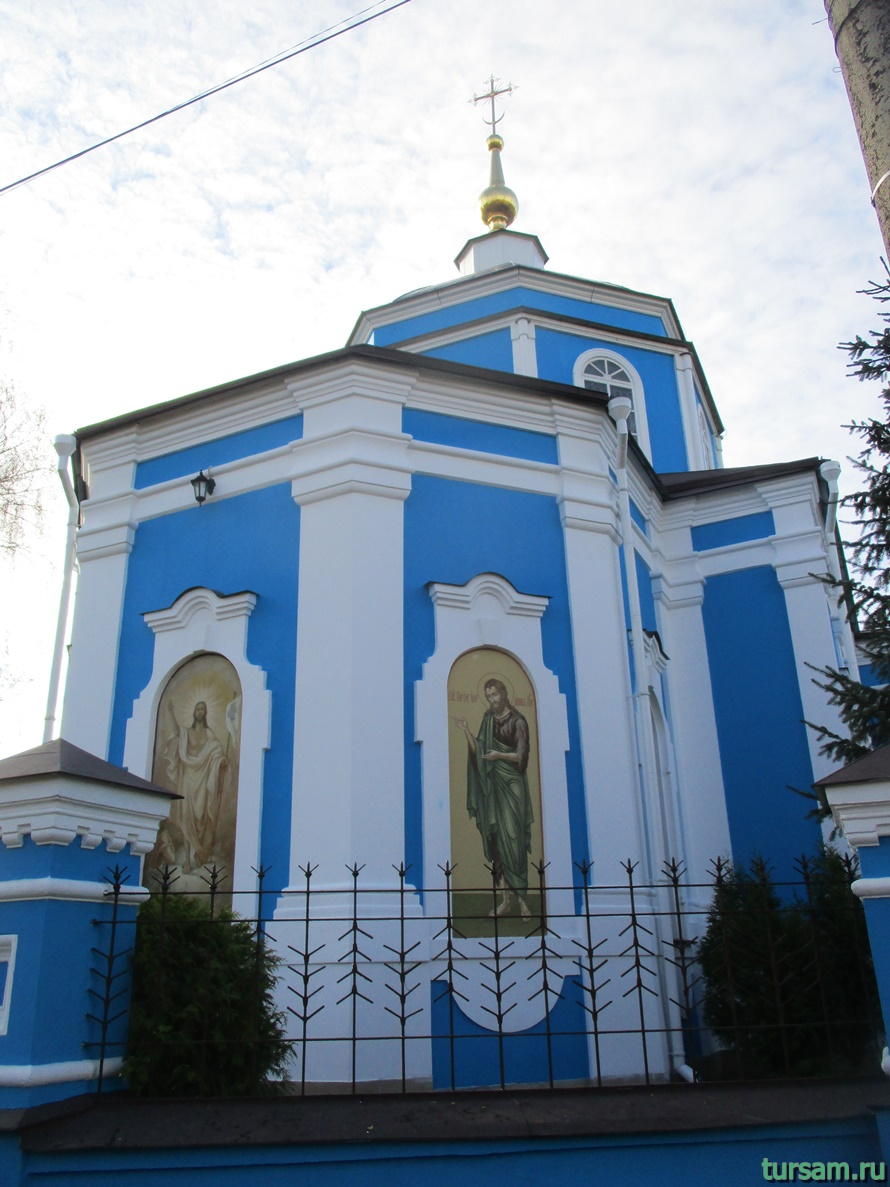 Казанский Храм в Дмитрове-2
