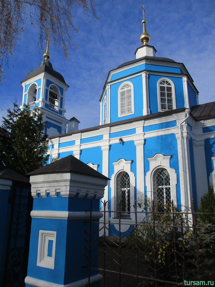 Казанский Храм в Дмитрове-3