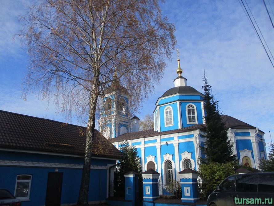 Казанский Храм в Дмитрове-4