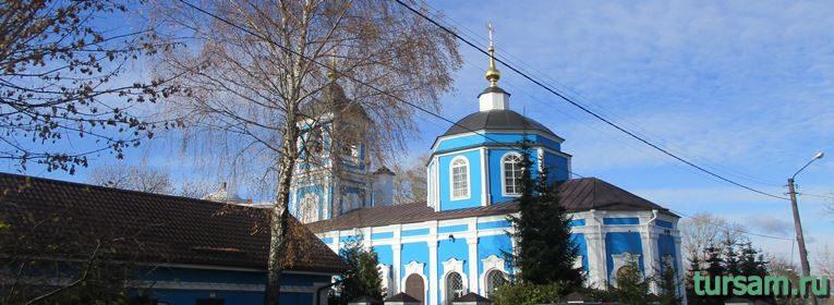 Казанский Храм в Дмитрове-5