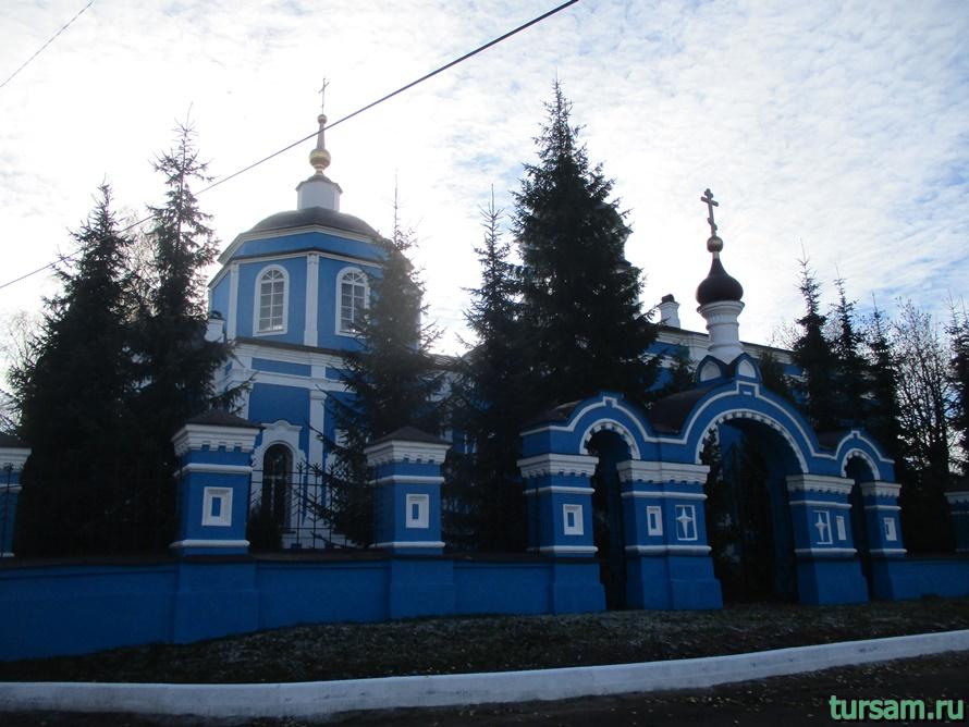 Казанский Храм в Дмитрове