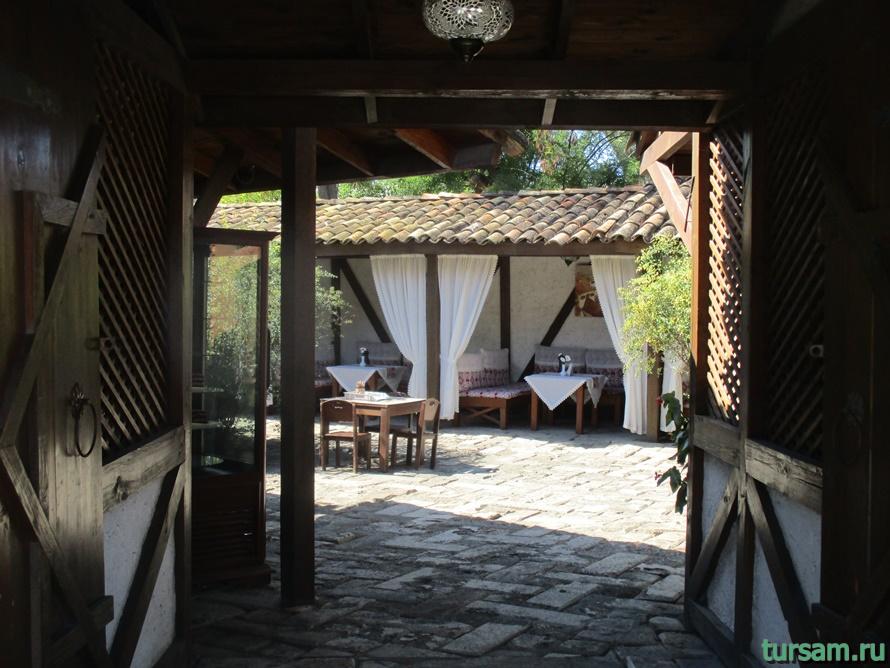 Кофейня Кезлев Къавеси в Евпатории-1