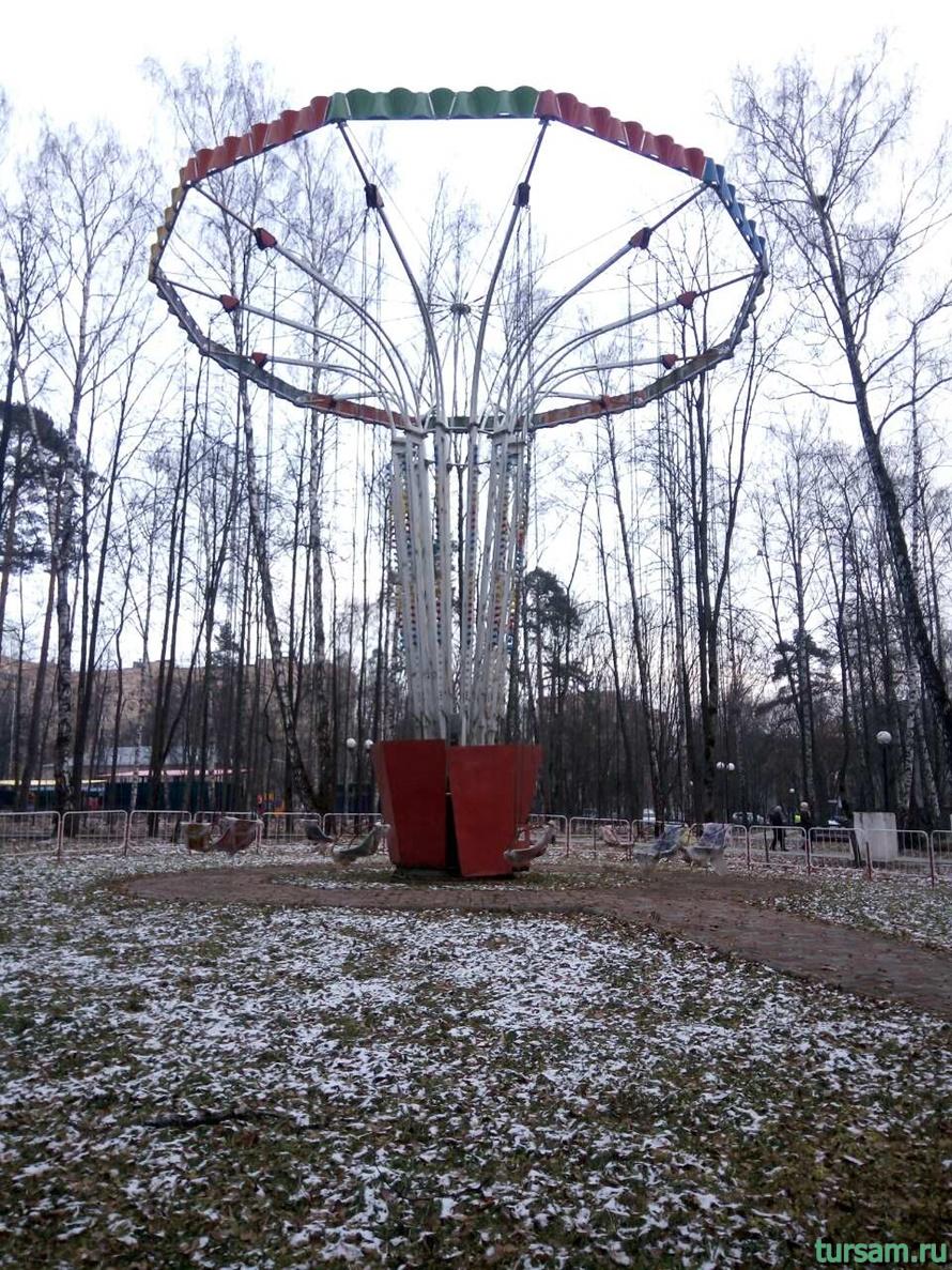 Красногорский городской парк-12