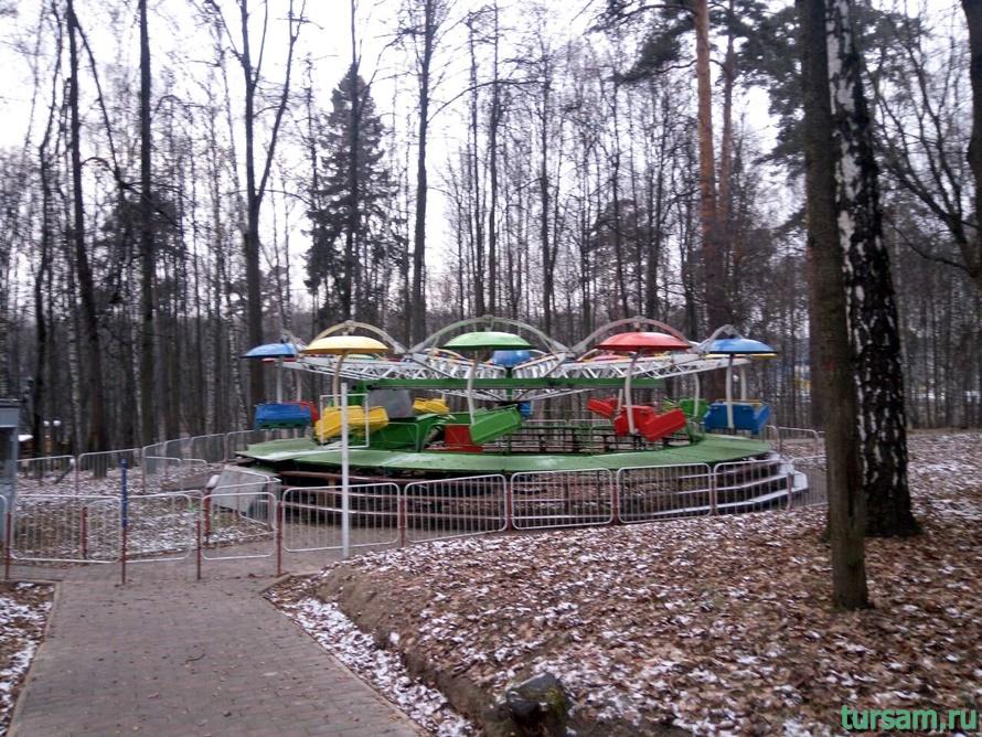 Красногорский городской парк-13