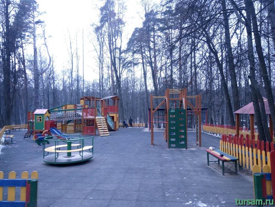Красногорский городской парк-14