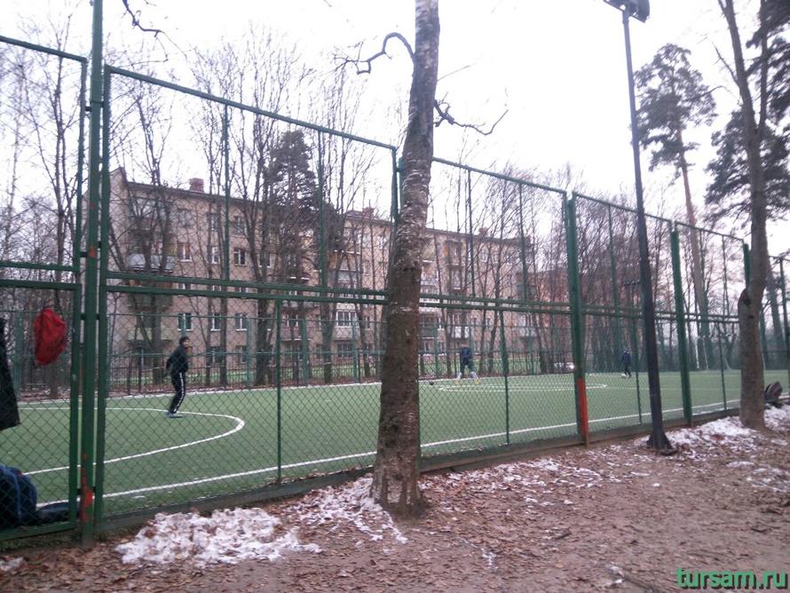 Красногорский городской парк-15