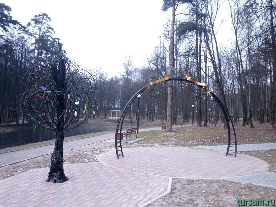 Красногорский городской парк-16