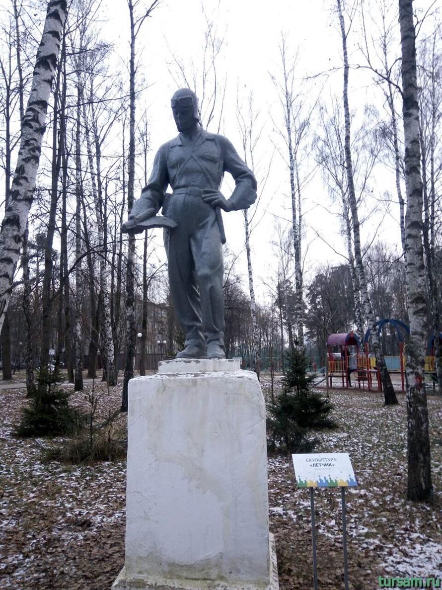 Красногорский городской парк-18