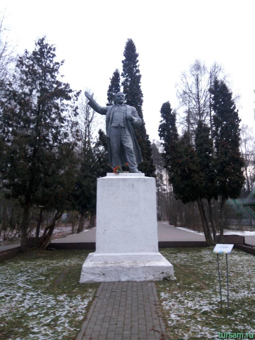 Красногорский городской парк-3