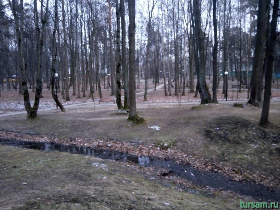 Красногорский городской парк-5