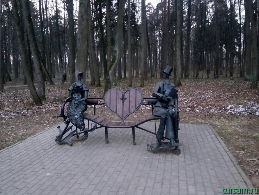 Красногорский городской парк-7