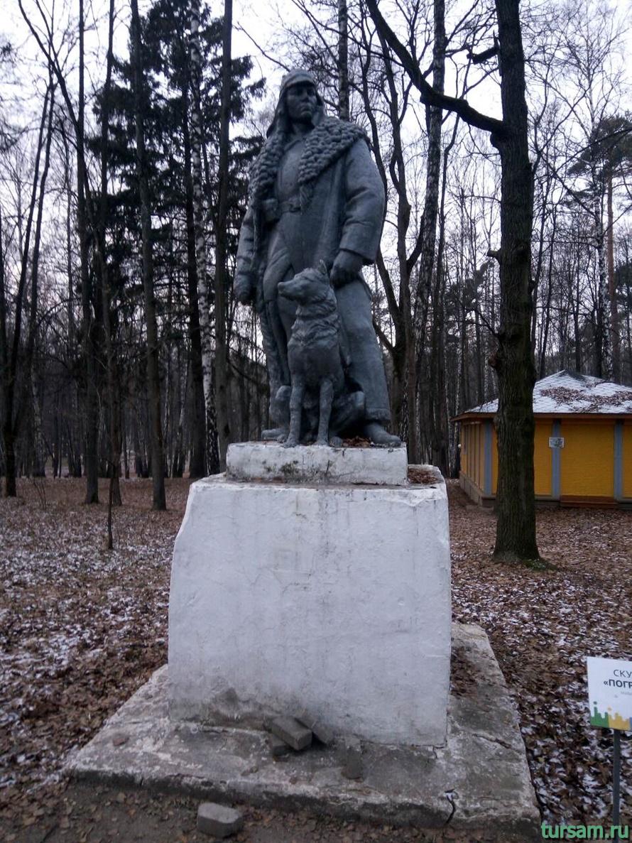 Красногорский городской парк-8
