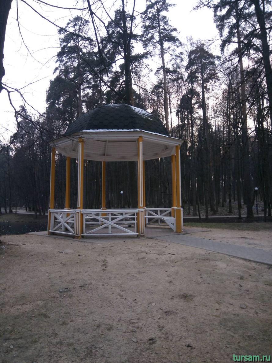 Красногорский городской парк-9