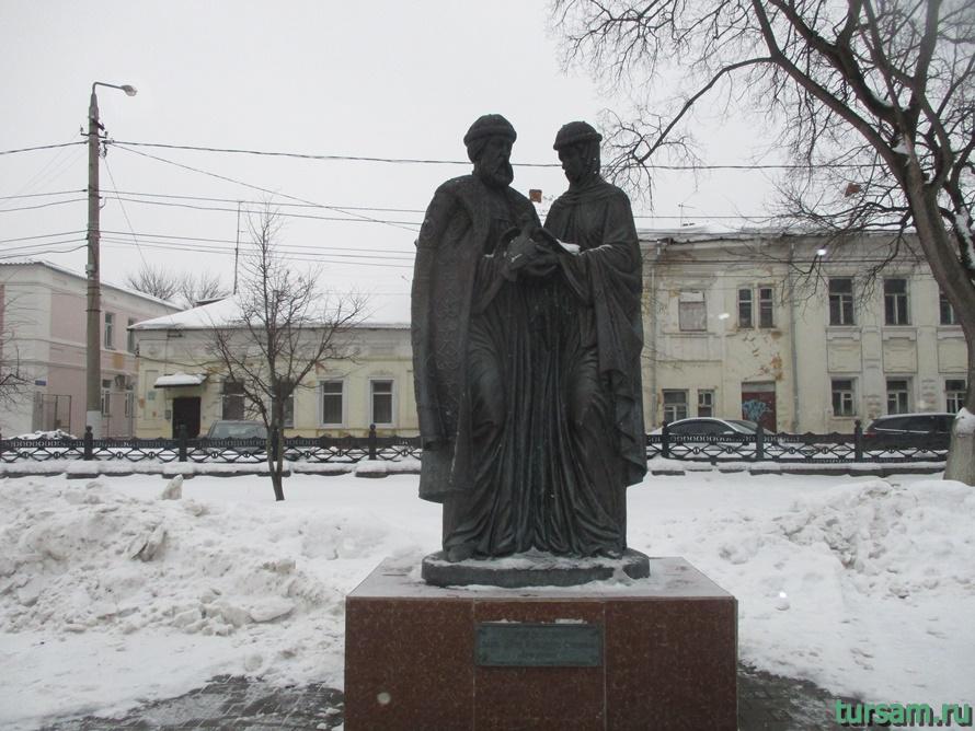 Кремлевский сад в Туле-5