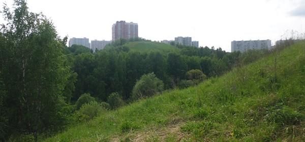 Крылатские холмы