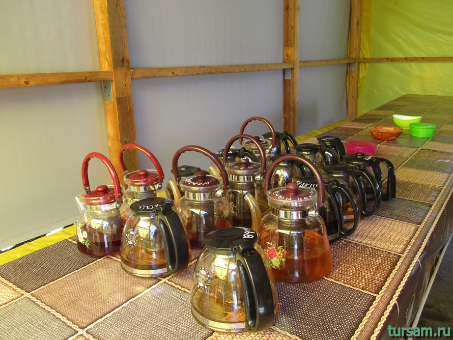 Лыхненская чайная фабрика-1