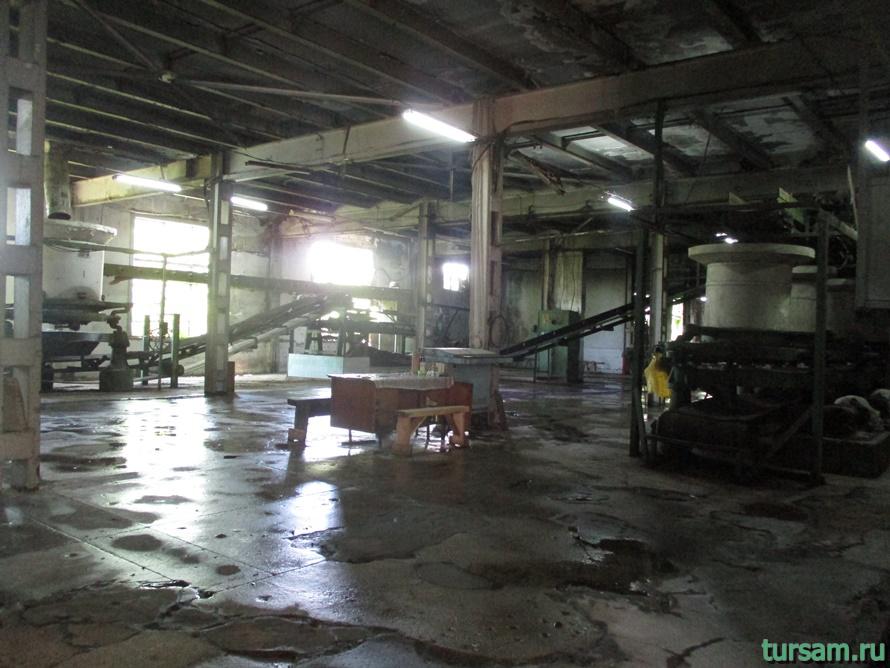 Лыхненская чайная фабрика-5
