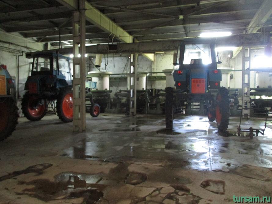 Лыхненская чайная фабрика-8