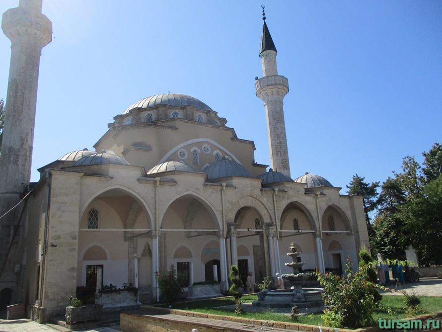 Мечеть Джума-Джами в Евпатории-2