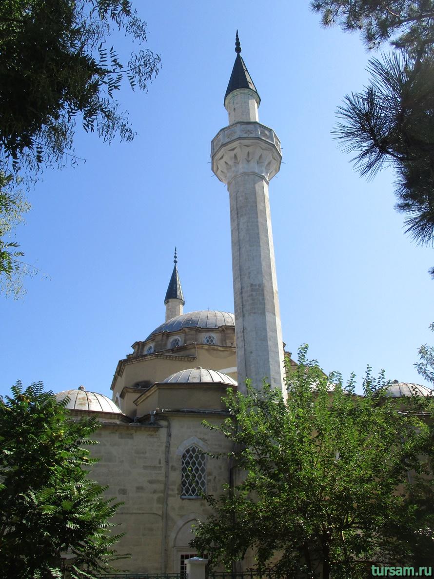 Мечеть Джума-Джами в Евпатории-4