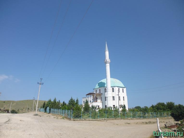 Мечеть в Солнечной долине
