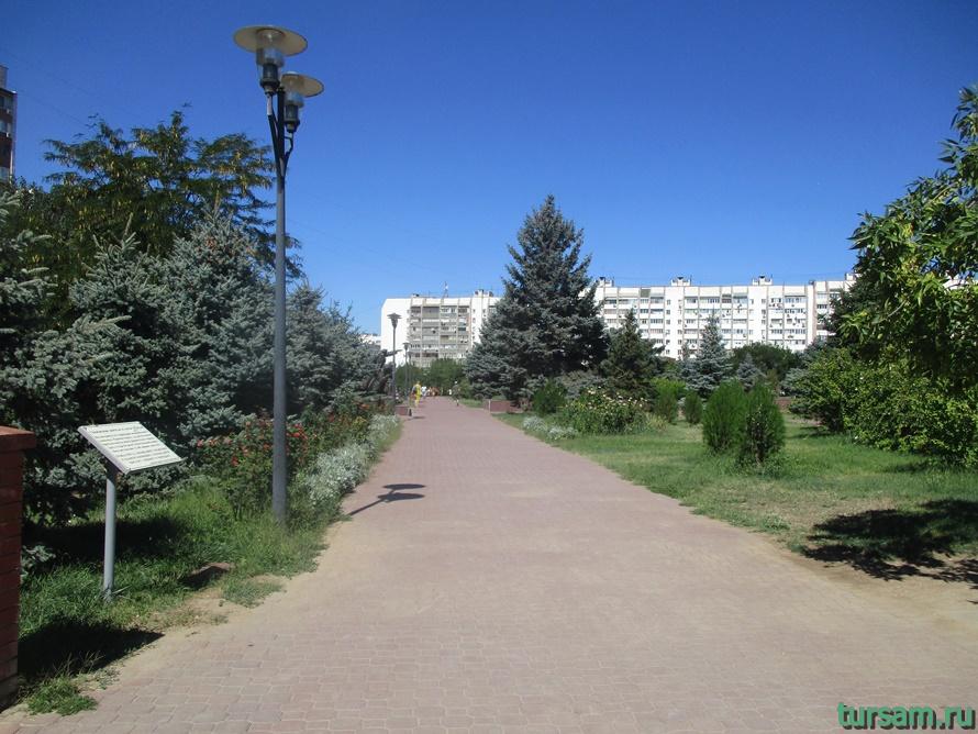 Мемориал Красная горка в Евпатории-1