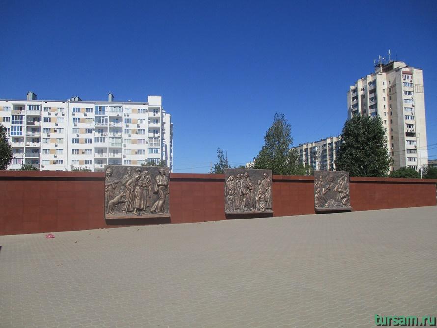 Мемориал Красная горка в Евпатории-16