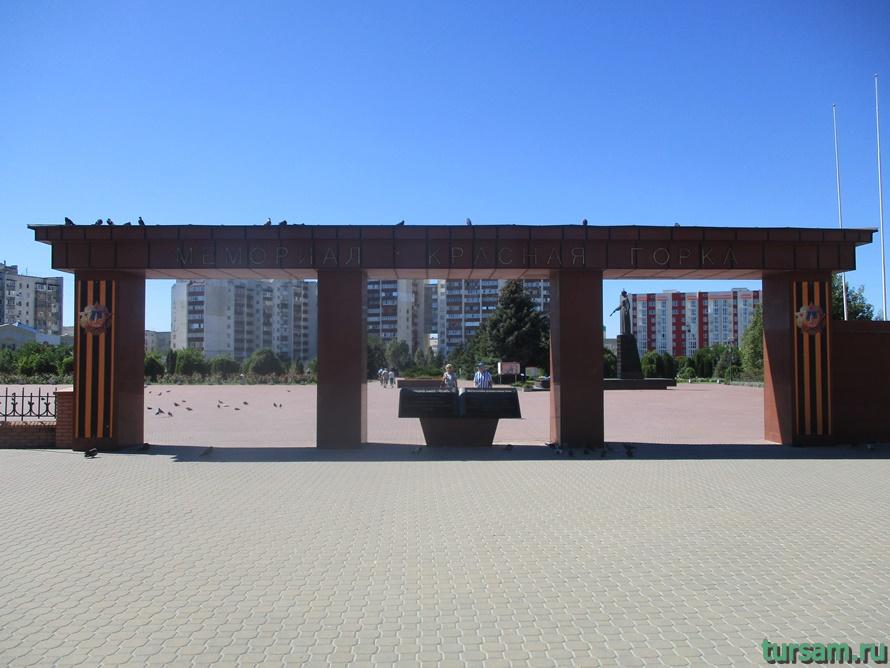 Мемориал Красная горка в Евпатории-18