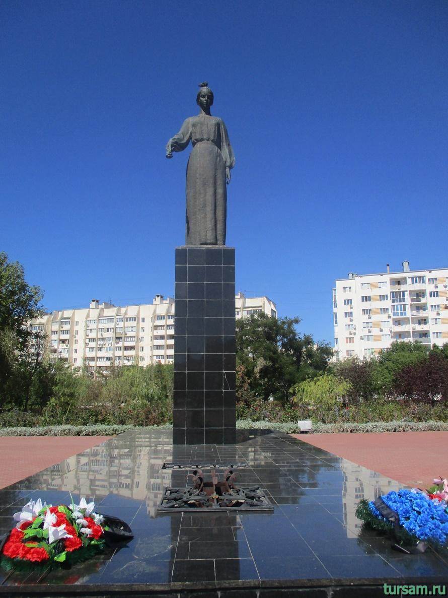 Мемориал Красная горка в Евпатории-5