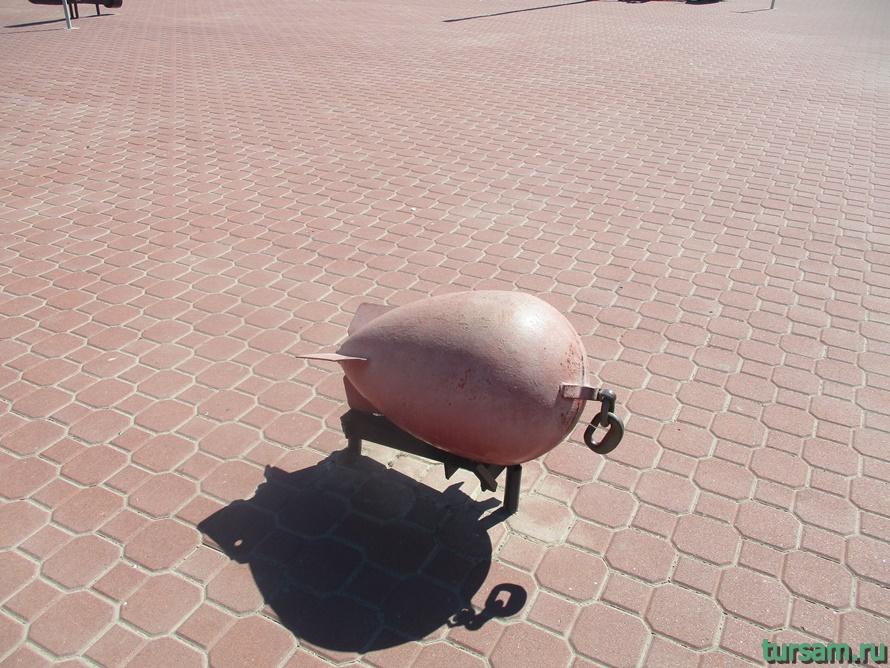 Мемориал Красная горка в Евпатории-8