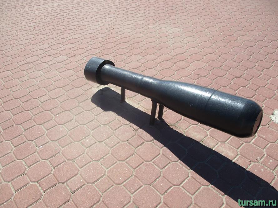 Мемориал Красная горка в Евпатории-9