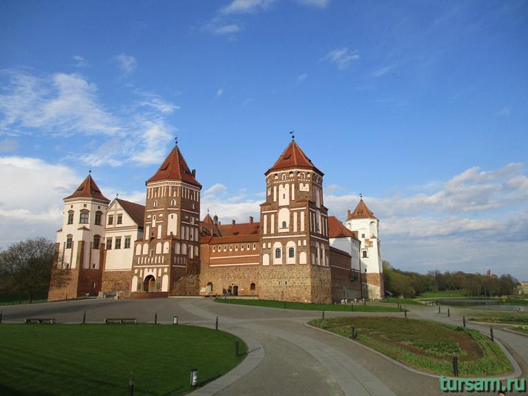Мирский замок-4